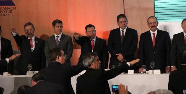 El michoacano estuvo en la terna para ocupar la presidencia, sin embargo declinó a favor de Enrique Solana Sentíes para evitar divisiones al interior de la agrupación