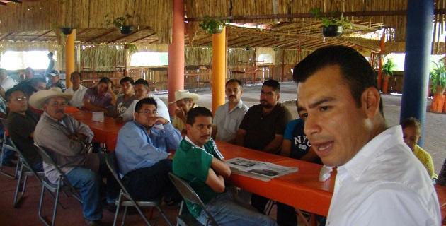 En la próxima elección de consejeros, hay que votar por la planilla que permita que Cuauhtémoc Cárdenas sea el próximo presidente nacional del sol azteca: Calderón Torreblanca