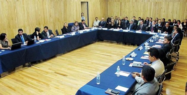 El Presidente, Juan Antonio Magaña de la Mora, dio la bienvenida a la Secretaria Técnica y manifestó que su visita refrenda el compromiso que la SETEC tiene con las instancias ejecutoras de las entidades