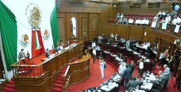 En otro tema, se aprobaron informes del Presupuesto de Egresos del Poder Legislativo de Michoacán