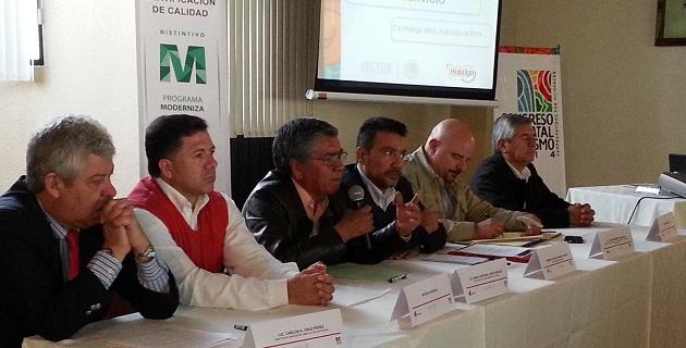 Monroy García indicó que la sensibilización y profesionalización del sector es prioridad para la Secretaría de Turismo