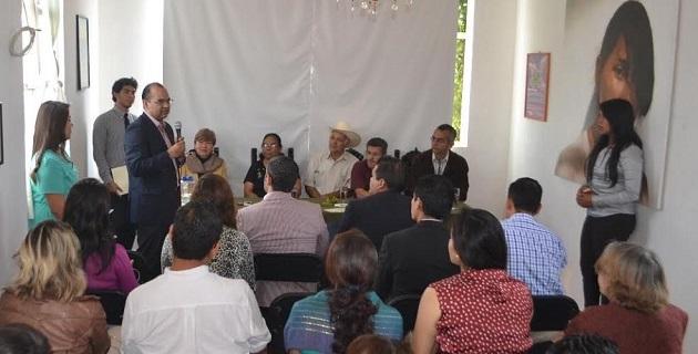 En materia de derechos humanos lo importante son las personas, señaló Díaz Ferreyra