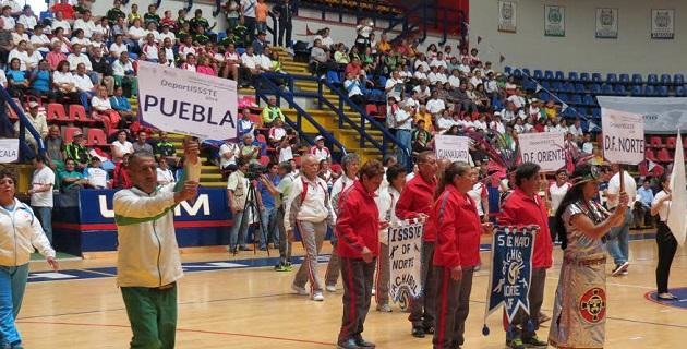 El delegado federal del ISSSTE en la Michoacán, Israel Patrón Reyes, consideró un honor que se haya designado a esta entidad como sede de la Convivencia Regional IV