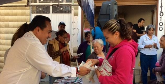 Color Gasca explicó que, derivado del Plan Michoacán, Liconsa tiene cobertura total en los 113 municipios, pero que aún hay retos que superar