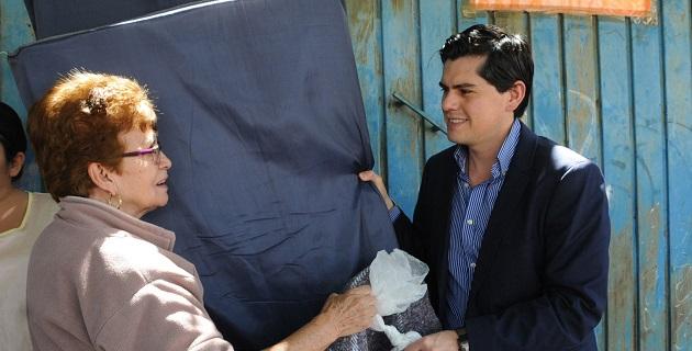 Ixtláhuac Orihuela destacó que lo importante es resolver el problema de las inundaciones de raíz empleando medidas preventivas, motivo por el cual brindarán apoyo y asesoría a los colonos