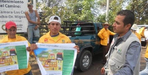 Este año se invirtieron más de 60 mdp para el combate a incendios forestales en la entidad
