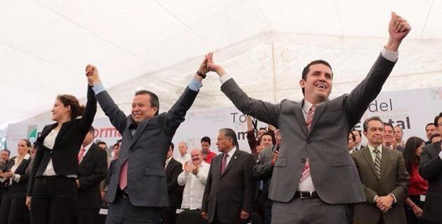 Aguirre Chávez anunció que no solicitará licencia a la diputación local, puesto que ni la ley ni los estatutos partidistas le impiden desempeñar ambos cargos al mismo tiempo
