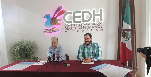 El objetivo es contribuir a generar una cultura de respeto y como una herramienta de interacción con la sociedad michoacana