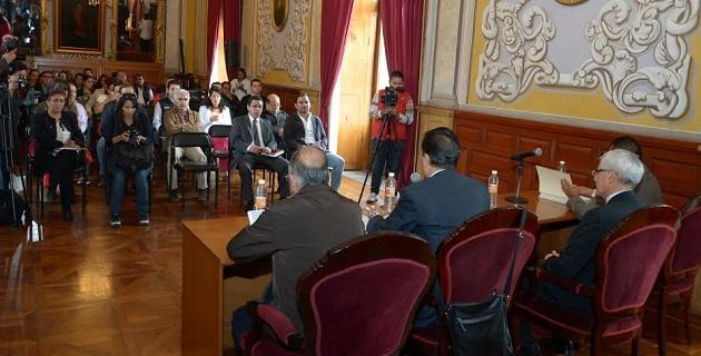 Se realizó una charla para repasar los procedimientos y sanciones que se aplican a los servidores públicos que incurran en irregularidades