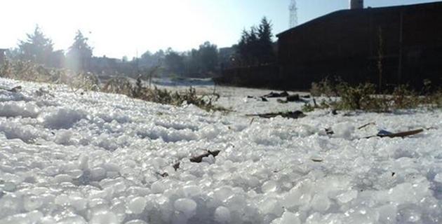 Las mayores afectaciones se registraron en la colonia Ejidal, de la cabecera municipal y en algunas otras poblaciones cercanas a la cabecera municipal