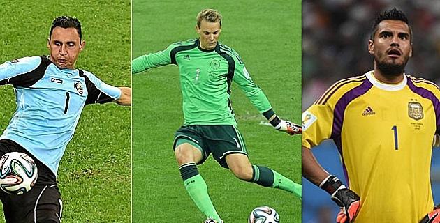 El ganador será dado a conocer tras la Final de la Copa del Mundo que se disputará este domingo en el Estadio Maracaná entre argentinos y alemanes