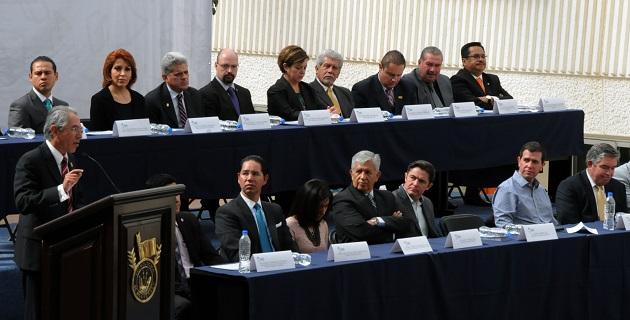 Esto, en el marco de la entrega del Reconocimiento Coparmex a la Excelencia Educativa, que se realizó en el Instituto Tecnológico de Monterrey (ITESM), campus Morelia