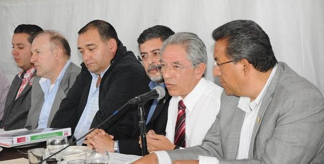 Para el gobierno estatal queda claro que lo importante es que haya liquidez, que el capital se mueva para poder brindar mejores condiciones de vida a los michoacanos: Salvador Jara