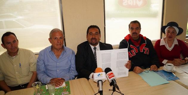 Hasta ahora son 6 los amparos ganados y 3 los negados, estos últimos por cuestiones procesales, señaló Montañez Espinosa; en breve se solicitará apoyo de regidores, del Congreso del Estado y de la CEDH