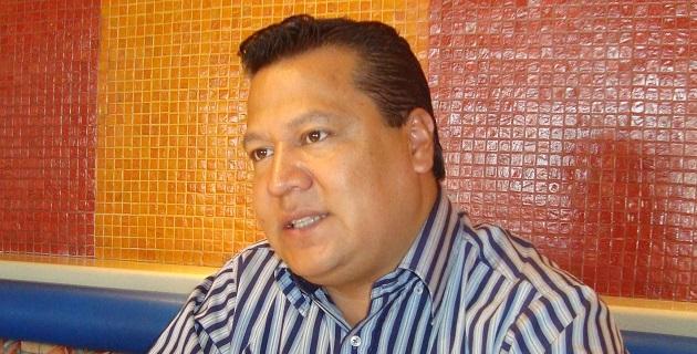 """""""Parece no saber en qué lío se está metiendo el gobernador sustituto, porque si ya fue a un evento del PRI mañana o pasado tendrá que hacerlo también con el PRD, el PT, el Partido Verde o cualquier otro partido político"""": García Avilés"""