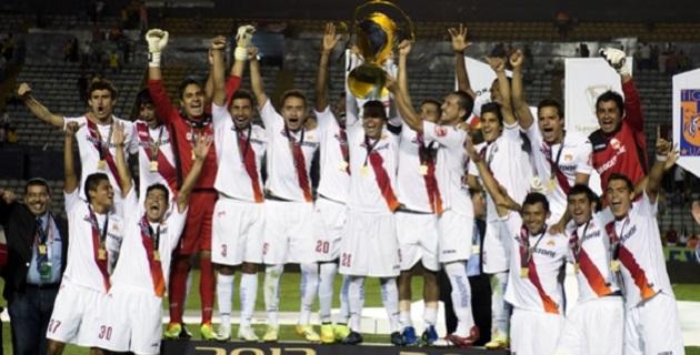 """Ahora Morelia será el equipo """"México 3"""" en la próxima Libertadores 2015, y arrancará su participación desde la ronda de repechaje, mientras que Tigres se pierde el mayor premio que le concedía ganar la pasada edición de la Copa MX"""