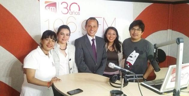 La emisión radiofónica del SMRTV ha logrado aportar avances en equidad de género en beneficio de la audiencia del estado