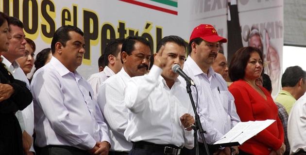 Fidel Calderón puntualizó que los órganos de dirección del partido están obligados  a conducir con imparcialidad el proceso de elección de candidatos a todos los cargos de elección popular