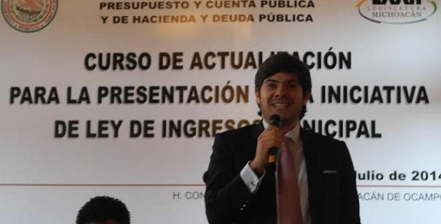 Para contrarrestar dicha dinámica, la palabra clave es responsabilidad, es decir, ejercer los recursos públicos de manera responsable: Orihuela Tello