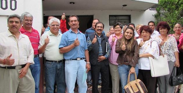 Mario Magaña, líder Estatal del PRIUM, refirió que el priismo en Michoacán vive tiempos de renovación interna para poder responder con resultados concretos