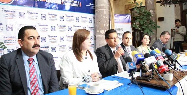 Ediles del blanquiazul implementan esquema de trabajo para el diseño de políticas públicas municipales en apoyo a los migrantes que regresan a sus comunidades