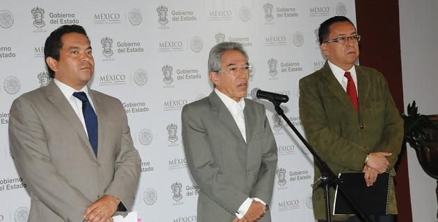 De esta manera, dijo Salvador Jara, muchos de los plantones y tomas de vialidades, se han destrabado en los últimos días