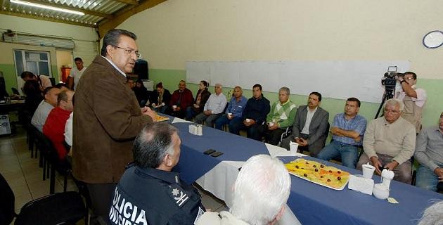 A 34 años de inaugurada la Central de Abastos, la más importante de la entidad, nunca habían contado con el respaldo de la autoridad municipal