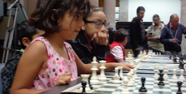 """El Congreso del Estado llevará a cabo del 18 de julio al 14 de agosto el curso de verano """"ajedrez para niños""""."""
