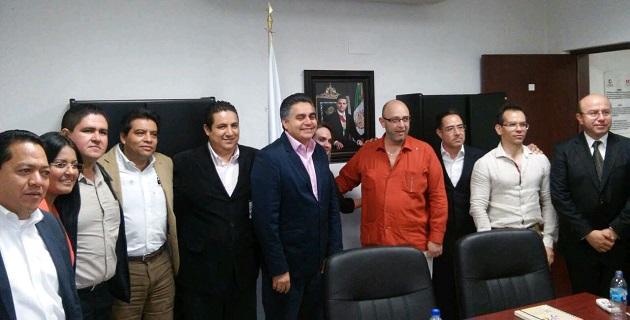 Miguel Ildefonso Mares Chapa, delegado en Michoacán, explicó que ya se formalizó la cooperación con el programa Conmujer de la Institución Sí Financia, de la Secretaría de Desarrollo Económico y otras instituciones públicas