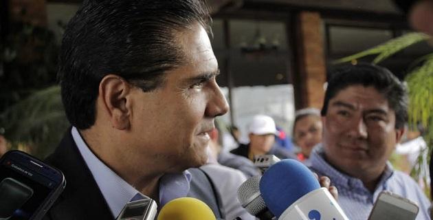 Aureoles Conejo destacó el esfuerzo de la sociedad civil para que se priorice el tema de las finanzas públicas y la competitividad