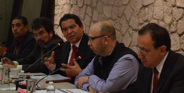 No se escatimarán esfuerzos para cumplir con los compromisos en cuestión de salud para los michoacanos: Oseguera Méndez