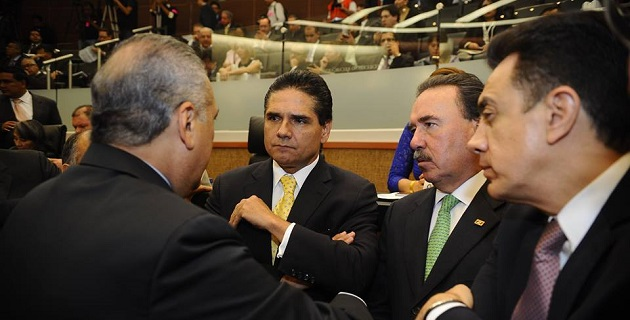 Aureoles Conejo recalcó que la sociedad mexicana debe conocer los contenidos de estas leyes, que regirán la aplicación de la reforma energética