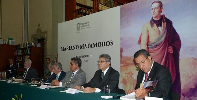 En su intervención, el gobernador Jara Guerrero resaltó el lado humano del héroe mexicano, a quien describió como un hombre de fe que siempre fue muy leal, además de ser un excelente estratega militar