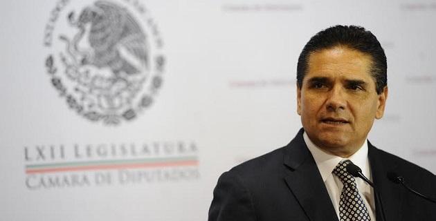 Aureoles Conejo demandó que el caso de Rosa del Carmen Verduzco no sea una cortina de humo más para evadir la realidad