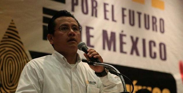 """""""El PRD tiene rumbo y tiene estrategia, pero sobre todo tiene programa y proyecto de Gobierno, y lo hemos demostrado"""": Carlos Torres Piña"""