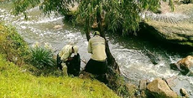 La primera semana del mes se rehabilitó una parte del dren Arroyo de Tierras; la semana pasada se hizo la limpieza del dren Quinceo; y este viernes se llevó a cabo una segunda etapa de limpieza en el dren Arroyo de Tierras