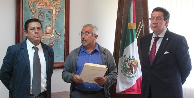"""""""Estoy formando un equipo de trabajo equilibrado. Vamos a integrar profesores de todas las expresiones"""", indicó el secretario de Educación en Michoacán"""