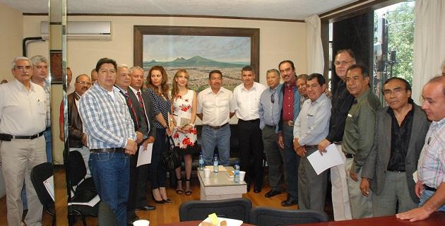 Rodríguez López, enfatizó que los cambios que presenta el día de hoy tiene el objetivo de fortalecer el trabajo en áreas específicas