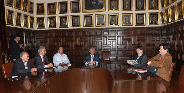 El Gobierno del Estado trabaja con cada uno de los segmentos de la cadena productiva para analizar propuestas y construir acuerdos, con el propósito de apuntalar proyectos: Salvador Jara