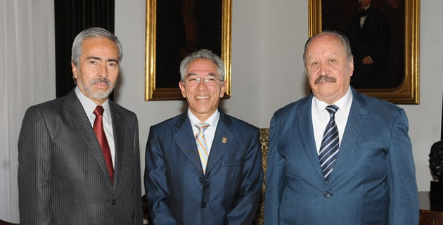 Pardo Rodríguez, agradeció al gobernador el haberlo considerado para formar parte del equipo de trabajo, por lo que se comprometió a entregar su mejor esfuerzo en aras de lograr una mayor eficiencia