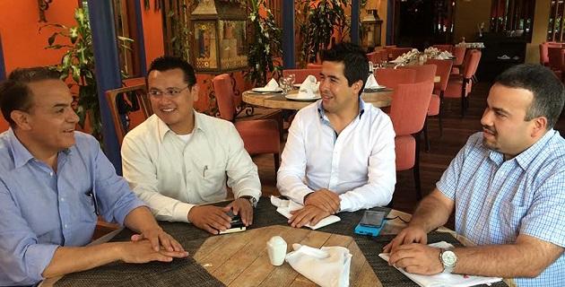 En el Sol Azteca la democracia se construye respetando las posturas y los diferentes puntos de vista: Pascual Sigala