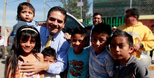 En otro tema, Aureoles Conejo demandó a las autoridades dar información puntual de la situación de los menores del albergue La Gran Familia