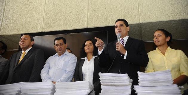Aureoles Conejo  habló de la importancia de que los mexicanos conozcan las razones por las que el PRD está asumiendo una postura en contra de las leyes reglamentarias en materia energética