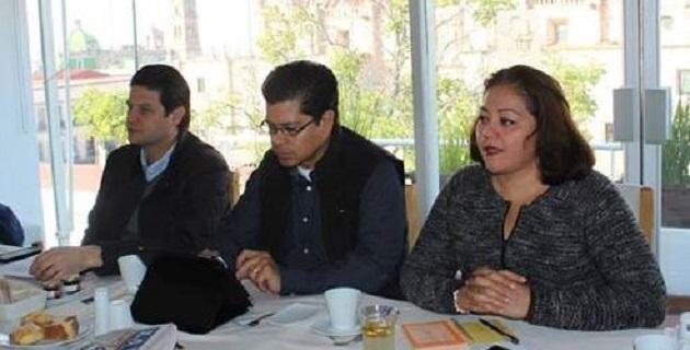 Estrada Esquivel explicó que mediante la comisión y el plan de trabajo de la misma se pretende impulsar una amplia difusión, análisis, reflexión y estudio de las acciones, planes, y estrategias