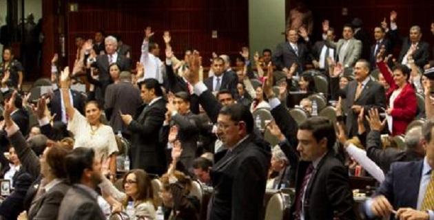 Luego de más de cuatro horas de discusión, los legisladores aprobaron en votación nominal el proyecto de leyes secundarias, con 43 votos a favor y 17 en contra