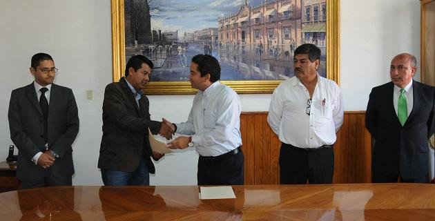La experiencia y juventud, fortalezas de los nuevos funcionarios, dijo Oseguera Méndez y agregó que el gobierno apuesta por un cambio positivo en el estado