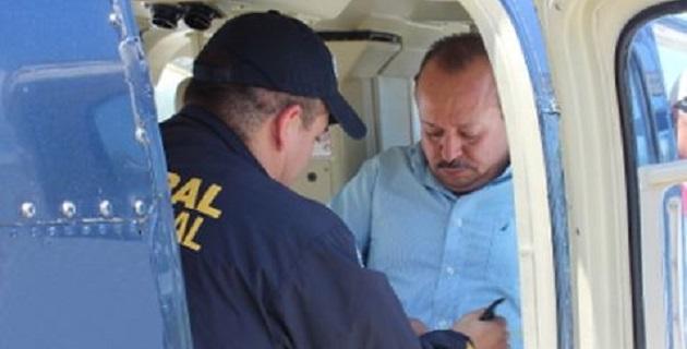 La PGR consignó la averiguación previa contra Martínez Pasalagua por su probable responsabilidad en el delito de delincuencia organizada en su modalidad contra la salud (FOTO: ESPECIAL).
