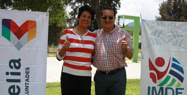 Montés Quintero, fue una importante atleta especialista en salto de altura y con una marca de 1.82 metros impuso récord mexicano, el cual se mantuvo desde 1979 hasta 1984