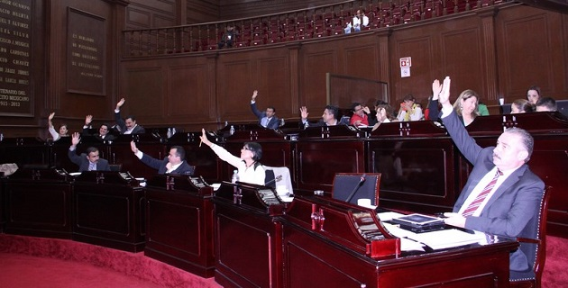 La propuesta de acuerdo presentada por los diputados del PAN, Laura González Martínez, Bertha Ligia López Aceves, José Sebastián Naranjo Blanco y Sergio Enrique Benítez Suárez