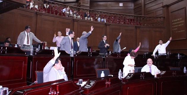 La propuesta de punto de acuerdo parlamentario fue presentada por el diputado de Nueva Alianza, Sarbelio Molina